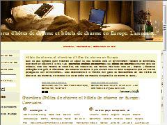 Détails : Week end à Paris en chambres d'hôtes et hôtels de charme.