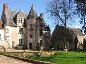 Prieuré de la Chaise: Charming guesthouse accommodation in the Loir-et-Cher