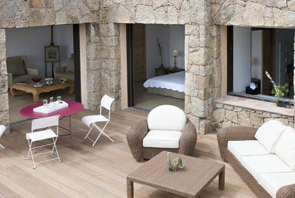 Chambre D Hote En Corse Du Sud  Conceptions De La Maison  BizokoCom